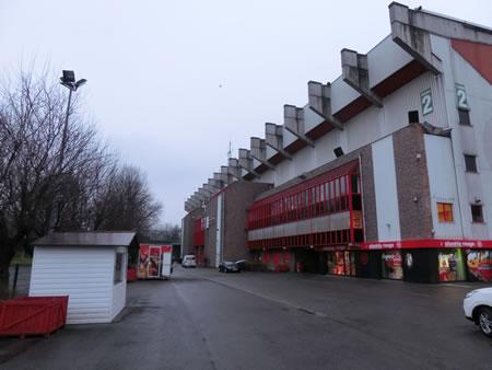 スタッド・モーリス・デュフラン(Stade Maurice Dufrasne)